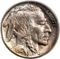 Proof Buffalo Nickels, 1913 5C Type Two PR66 PCGS. CAC....