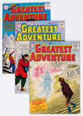 Silver Age (1956-1969):Adventure, My Greatest Adventure/Doom Patrol Group of 17 (DC, 1956-73) Condition: Average FN.... (Total: 17 Comic Books)