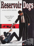 "Movie Posters:Crime, Reservoir Dogs (Metropolitan, 1992). French Grande (45.5"" X 62""). Crime.. ..."