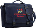 Basketball Collectibles:Others, 1992 Olympic Games USA Basketball Dream Team Tote Bag - FischerCollection. ...