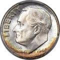 Roosevelt Dimes, 1948-S 10C MS68 Full Bands PCGS....