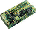 """Non-Sport Cards:Unopened Packs/Display Boxes, 1966 Donruss """"Green Hornet"""" Wax Box With 24 Unopened Wax Packs. ..."""