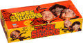 "Non-Sport Cards:Unopened Packs/Display Boxes, 1966 Fleer ""The Three Stooges"" Wax Box With 24 Unopened Packs. ..."