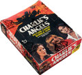 Non-Sport Cards:Unopened Packs/Display Boxes, 1977 Topps Charles Angeles Series 1 Wax Box with 24 UnopenedPacks....