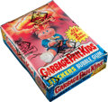 "Non-Sport Cards:Unopened Packs/Display Boxes, 1985 Topps ""Garbage Pail Kids"" Series 2 Wax Box with 48 UnopenedPacks...."