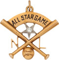 Baseball Collectibles:Others, 1953 Joe Black All-Star Game Presentational Pendant....