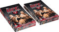 Autographs:Sports Cards, 2009 UFC Round 1 Unopened Hobby Box Pair (2). ...