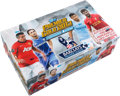 Autographs:Sports Cards, 2013-14 Topps Premier Gold Soccer Unopened Hobby Box. ...
