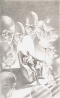 Original Comic Art:Covers, Doug Klauba The Phantom: Generations #3 Cover Original Art(Moostone, 2009)....