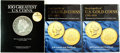 Books:Reference & Bibliography, [Numismatics]. Jeff Garrett and Ron Guth. 100 Greatest U.S.Coins. [together with:] Two Copies of Encycloped... (Total:3 Items)