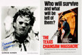 Autographs:Celebrities, [The Texas Chainsaw Massacre] Gunnar Hansen AutographedPhoto. ...