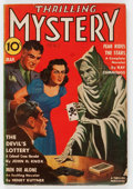 Pulps:Horror, Thrilling Mystery - March 1941 (Standard) Condition: FN-....