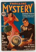 Pulps:Detective, Thrilling Mystery - July 1941 (Standard) Condition: FN....