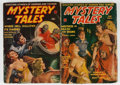 Pulps:Horror, Mystery Tales Group of 2 (Red Circle, 1940) Condition: AverageFR.... (Total: 2 Comic Books)