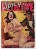 Pulps:Detective, Spicy Detective Stories #1934-07 (Culture, 1934) Condition: GD....