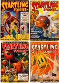 Pulps:Science Fiction, Startling Stories Group of 8 (Standard, 1939-40) Condition: AverageVG-.... (Total: 8 Comic Books)