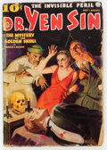 Pulps:Horror, Dr. Yen Sin #2 (Popular, 1936) Condition: GD....