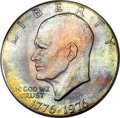 Eisenhower Dollars, 1976 $1 Type Two MS67 PCGS. CAC....