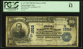 National Bank Notes:Virginia, Lynchburg, VA - $10 1902 Date Back Fr. 617 The First NB Ch. #(S)1558. ...