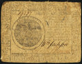 Colonial Notes:Continental Congress Issues, Continental Currency May 10, 1775 $7 Very Good.. ...