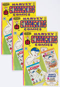 Bronze Age (1970-1979):Cartoon Character, Harvey Collectors Comics #2 File Copies Box Lot (Harvey, 1975)Condition: Average VF+....
