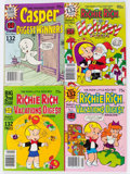 Bronze Age (1970-1979):Cartoon Character, Richie Rich and Casper File Copies Box Lot (Harvey, 1970s)Condition: Average NM-....