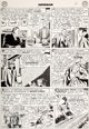 Wayne Boring Superman #93 Story Page 2 Original Art (DC, 1954)