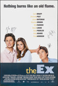 "Movie Posters:Comedy, The Ex (MGM, 2007). Autographed One Sheet (27"" X 40"") SS. Comedy.. ..."