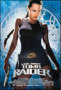 "Movie Posters:Adventure, Lara Croft: Tomb Raider & Others Lot (Paramount, 2001). OneSheets (4) (26.75"" X 39.75"" & 27"" X 40"") SS Advance.Adventure.... (Total: 4 Items)"