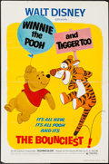 "Movie Posters:Animation, Winnie the Pooh and Tigger Too! & Others Lot (Buena Vista,1974). One Sheets (5) (27"" X 41""& 27"" X 40"") Flat Folded.Animat... (Total: 5 Item)"