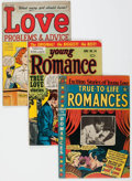Golden Age (1938-1955):Romance, Golden Age Romance Group pf 10 (Various Publishers, 1940s-50s)Condition: Average VG.... (Total: 10 Comic Books)
