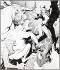 Original Comic Art:Illustrations, Arthur Adams - Zatanna Illustration Original Art (2008)....