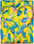 Prints, Jim Dine (b. 1935). The Blue Heart, from 2005 Suite, 2005. Lithograph in colors on wove paper. 26-1/4 x 20-1/4 inche...