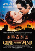 "Movie Posters:Academy Award Winners, Gone with the Wind (New Line, R-1998). One Sheet (27"" X 40"")Advance. Academy Award Winners.. ..."