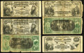 National Bank Notes:Pennsylvania, Philadelphia, PA - $10 Original Fr. 409 The First NB Ch. # 2731. ... (Total: 4 items)