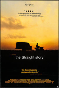 """The Straight Story & Others Lot (Buena Vista, 1999). One Sheets (6) (27"""" X 40"""") DS. Drama. ... (Total: 6 I..."""