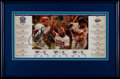 "Baseball Collectibles:Tickets, Kirby Puckett Signed ""Kirby Puckett Weekend"" Uncut Ticket Sheet...."