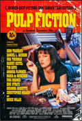 """Movie Posters:Crime, Pulp Fiction (Miramax, 1994). One Sheet (27"""" X 40"""") SS. Crime.. ..."""