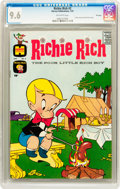 Silver Age (1956-1969):Superhero, Richie Rich #2 File Copy (Harvey, 1961) CGC NM+ 9.6 Off-white pages....