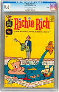 Silver Age (1956-1969):Humor, Richie Rich #1 File Copy (Harvey, 1960) CGC NM+ 9.6 Cream to off-white pages....