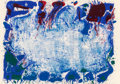 Prints:Contemporary, Sam Francis (1923-1994). Happy Death Stone (SF-10), 1960.Lithograph in colors on Rives BFK paper. 24-3/4 x 35-1/2 inche...