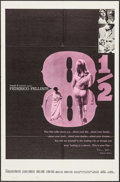 """Movie Posters:Foreign, 8½ (Embassy, 1963). One Sheet (27"""" X 41""""). Foreign.. ..."""