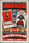 "Movie Posters:Action, Grindhouse (Dimension, 2007). One Sheet (27"" X 40""). Action.. ..."