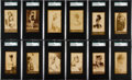 Non-Sport Cards:Sets, 1880's N150 Duke & Gail & Axe Actress Card Collection (183)With Multiple Lillian Russell cards. ...