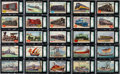 "Non-Sport Cards:Sets, 1955 Topps ""Rails and Sails"" SGC Graded Complete Set (200) - #1 onthe SGC Set Registry! ..."