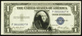 Error Notes:Ink Smears, Fr. 1614 $1 1935E Silver Certificate. Choice Crisp Uncirculated.....