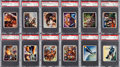 Non-Sport Cards:Sets, 1950 Bowman Wild Man PSA Graded Complete Set (72). ...