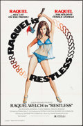 "Movie Posters:Drama, Restless (Joseph Brenner Associates, 1978). First U.S. Release One Sheet (27"" X 41""). Drama.. ..."