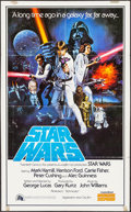 """Movie Posters:Science Fiction, Star Wars (20th Century Fox, 1977). Dutch Magazine Poster (19"""" X23""""). Science Fiction.. ..."""