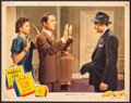 """Movie Posters:Mystery, Another Thin Man (MGM, 1939). Lobby Card (11"""" X 14""""). Mystery.. ..."""